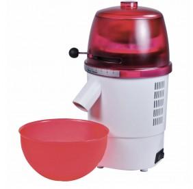 Moulin à céréales compact Novum Rouge
