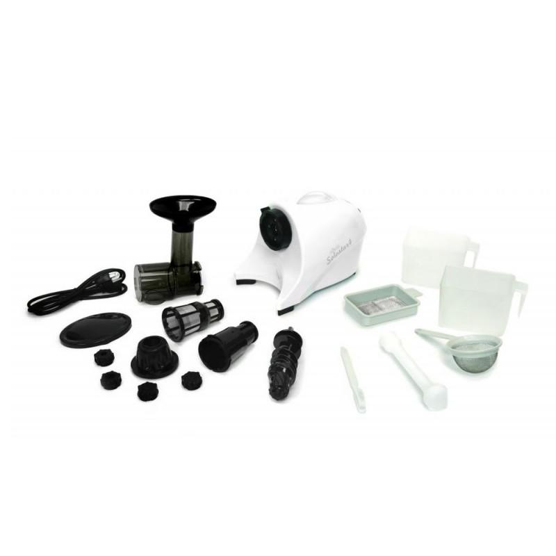 extracteur de jus solostar 4 de tribest extracteur de jus. Black Bedroom Furniture Sets. Home Design Ideas
