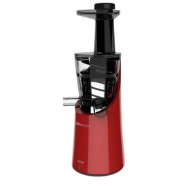 Extracteur de jus vertical Juicepresso Plus - Rouge