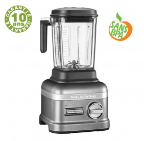 Super Blender KitchenAid Artisan 5KSB8270 - Gris Etain