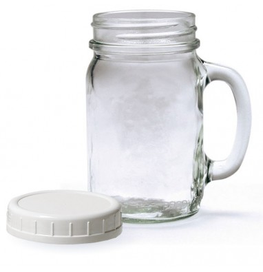 Mug en verre (450 ml) pour Blender Tribest