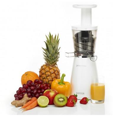Extracteur de jus vertical Juicepresso - Blanc
