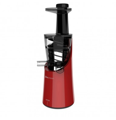 Extracteur de jus vertical Juicepresso Plus - Rouge