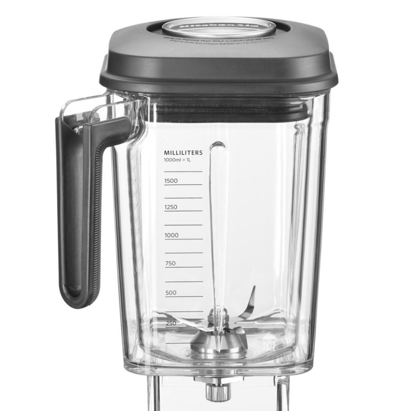 super blender professionnel kitchenaid artisan blender mixeur appareil smoothies chez nature. Black Bedroom Furniture Sets. Home Design Ideas