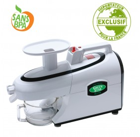 Extracteur de jus Greenstar Elite GSE5000 - Qualité Tribest