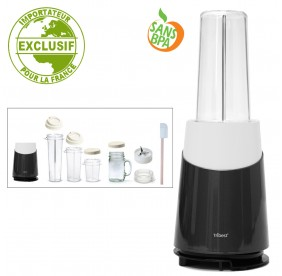 Personal Blender Tribest PB430 - Gris