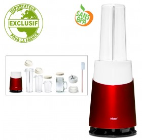 Personal Blender Tribest PB430 - Rouge
