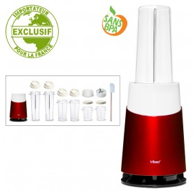Personal Blender Tribest PB420 - Rouge