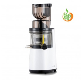 Extracteur de Jus BioChef Atlas Whole Slow Juicer - Blanc