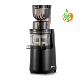 Extracteur de Jus BioChef Atlas Whole Slow Juicer - Noir