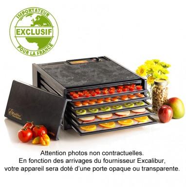 Deshydrateur Excalibur 5 plateaux - Noir sans minuteur