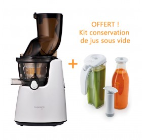 Extracteur de jus Kuvings D9900 Blanc Mat Nacré