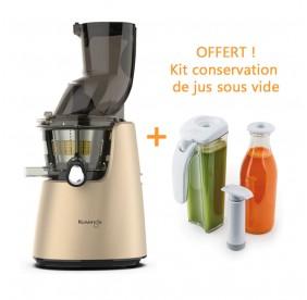 Extracteur de jus Kuvings D9900 Champagne