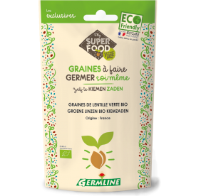 Graines à germer Lentille (150g)
