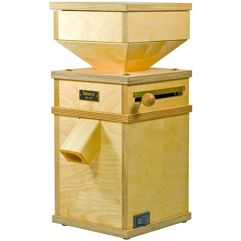 grand moulin grains billy 200 moulin c r ales familial nature vitalit. Black Bedroom Furniture Sets. Home Design Ideas