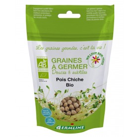 Graines à germer Pois chiche (200g)