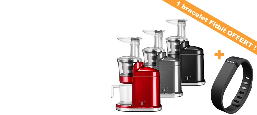 Promo extracteur KitchenAid